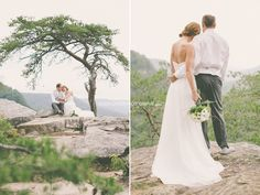 Fall Creek Falls State Park Wedding