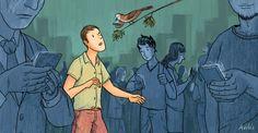 Las cosas que pensé durante las 24 horas que estuve sin celular: una columna de Miguel Ortiz