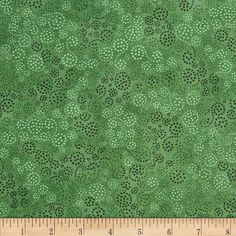 Essentials Sparkles Sea Green from @fabricdotcom  Designed for Wilmington Prints, this tonal cotton print fabric is perfect for quilting, apparel and home decor accents.