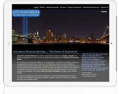 Innovative Electrical Services NYC - http://www.greatercreators.com/portfolio/innovative-electrical-services-nyc/