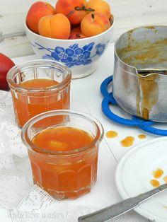 Confiture d'abricots pêches nectarines et vanille1