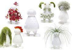 bloom my buddy vase toy