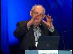 Benoit Mandelbrot - (full) The Nature of Roughness in Mathematics, Scien...