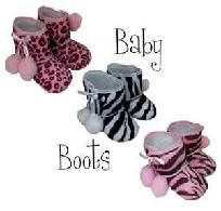 They are just that cute! Baby Boots, Pink Brown, Zebra Print, Cute Babies, Crib, Halo, Heaven, Shoes, Crib Bedding