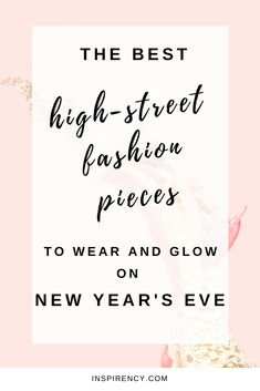 New Year's Eve is the perfect occasion to be a little bit more sassy, extravagant and over the top. But finding the right pieces to wear can be really tricky. I've found myself numerous times completely lost and hopeless trying to find the trendy piece of clothing that would suit me the most. If you're still in this situation this year, don't worry! Here are some gorgeous pieces from 3 high-street brands that you'll fall in love with! High Street Brands, Amazon Beauty Products, Long Sleeve Short Dress, Piece Of Clothing, Makeup Organization, Going Crazy, New Years Eve, Up Hairstyles, Don't Worry