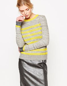 Image 1 of Shae Stripe Jumper