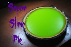 YUMMYSTUCK: Sopor Slime Pie. Even though all the other recipes are great, I would have to say that this one is my favorite. (Homestuck)