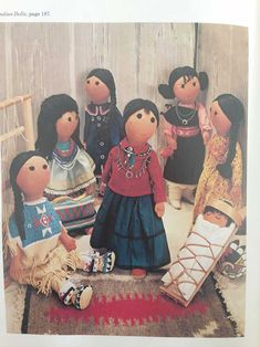 How to Make Cute Toys from Vintage Patterns   Sew Mama Sew   Outstanding sewing, quilting, and needlework tutorials since 2005.