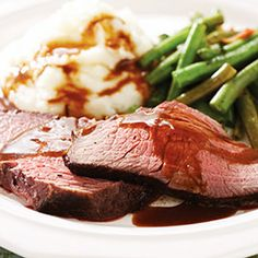 how to cook top sirloin roast beef in oven