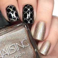 Nails Ince Champagne Shine Duo