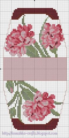 Check out this incredible photo - what an inventive style Cross Stitch Bird, Cross Stitch Flowers, Cross Stitch Designs, Cross Stitching, Cross Stitch Patterns, Crochet Stitches Patterns, Loom Patterns, Beaded Embroidery, Cross Stitch Embroidery