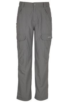 Mountain Warehouse Terrain Mens Regular Length Pants – Grey – Snappy Expert