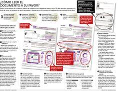 ¿Cómo leer el documento a su favor? | El Economista  http://eleconomista.com.mx/infografias/2014/05/29/como-leer-documento-su-favor
