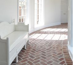 Simple and Modern Tricks Can Change Your Life: Dark Stone Flooring flooring diy crafts.Farmhouse Flooring Tile how to lay plywood flooring. Best Flooring, Living Room Flooring, Timber Flooring, Diy Flooring, Flooring Options, Concrete Floors, Flooring Ideas, Penny Flooring, White Flooring