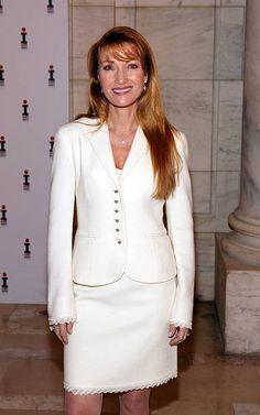 Stock Pictures, Stock Photos, Jane Seymour, Actress Photos, Royalty Free Photos, Actresses, Blazer, Image, Fashion