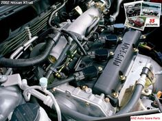 Get the quality second hand car parts in Auckland for your Nissan X-Trail on affordable prices and get it replaced now + Buy the Nissan auto spare part with full satisfaction because we offer 30 to 90 days warranty for all the auto spare parts.