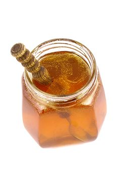 """The first step for healing your alligator-like skin? Start by splashing warm water on your face, and then gently exfoliate for about a minute combining raw honey with Greek yogurt and a few teaspoons of chia seeds (more or less, depending on how much exfoliation you feel you need).   If you have a little more time, you can also do a raw honey mask. """"Apply raw honey to the skin for 10 minutes,"""""""