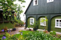 Ferienhaus / Ferienwohnung Das grüne Haus - Urlaub in Deutschland - Reiseziele | LENAREISEN