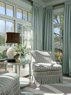 Bedroom Window Treatments Design, Pictures, Remodel, Decor and Ideas - page 17. Like the top of the drapery design.