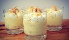 Greek Desserts, Mousse, Caramel, Vanilla, Pudding, Sweets, Cookies, Cream, Cake