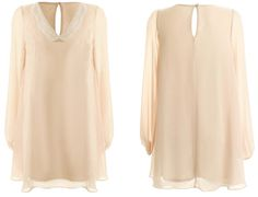 ANNAWII ♥ - PEARL COLLAR DRESS