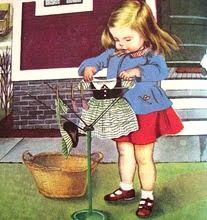 We Help Mommy ~ Eloise Wilkins.  Oh, Eloise! xo~dj. so love your work!