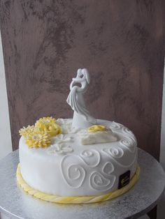 Torta nuziale 1 piano