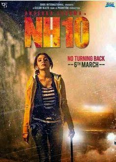 NH10 2015 Hindi 720p DVDRip 850mb AC3 5.1   Hit Movies 2