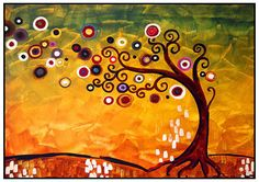 *Art: les couleurs de l'automne (N.Wescoat) - ★Meroute en clis★