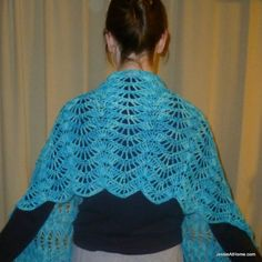 Extended Ripple ~ Free Crochet Pattern