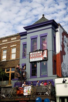 Adams Morgan Madam's Organ - Great Blues Bar/Restaurant in DC