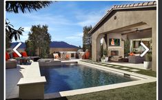 Find Luxury Homes for Sale in Woodbridge Pacific's Monterra Neighborhood in La Quinta, CA. Walkable and Bike-able Living Environment. Outdoor Spaces, Outdoor Living, Outdoor Decor, Pool Installation, Colonial Architecture, Living Environment, Living Styles, Spanish Colonial, Wood Bridge