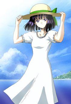 Hotaru Tomoe (Sailor Moon by Takeuchi Naoko)