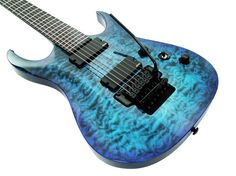 Oceanburst Finish on Agile interceptor pro. Not a finish they actually offer. It's photoshop to show what it could look like.