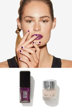 Nail your summer beauty look with a statement making mani courtesy of #SmithAndCult and #JinSoon 's gorgeous nail colors. Find your perfect polish at Saks.com. #SaksBeauty.