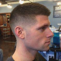 Men Faux Hawk Fade Hairstyles 2014 Pictures   GlobezHair