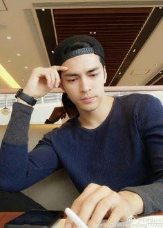 Jasonxufeng#yuan zong#advanced bravery#bl web series