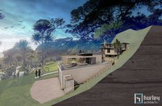 Concept for a new Bach (Beach House) located in Port Waikato/Sunset Beach. Home Design New Zealand. Auckland Waikato Coromandel
