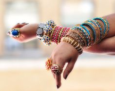 $100 or $200 Toward Jewelry & Accessories Online at Amrita Singh