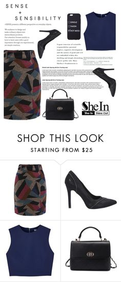 """""""Shein 2/10"""" by mell-2405 ❤ liked on Polyvore featuring Alice + Olivia"""