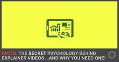 The Secret Psychology Of Why Explainer Videos Work And Why Your Business Needs At Least One.