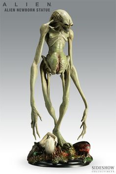 Alien Newborn - Alien: Resurrection (Sideshow Collectibles)