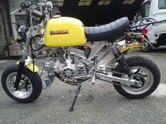 124cc Takegawa Honda Gorilla