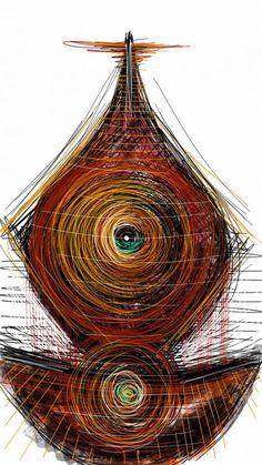 Digital C-Print by Mustafa Demirpence - #sanatsal #baskı #dekorasyon #artwork #design #sanat #modern #artcollection #koleksiyon