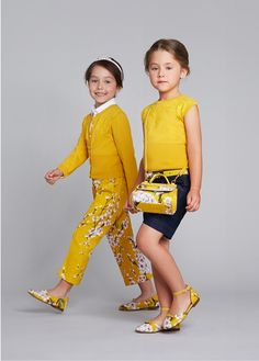 Dolce  Gabbana girlswear spring summer 2014: Junior's Top Picks