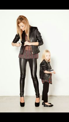 Mama e hija fashion