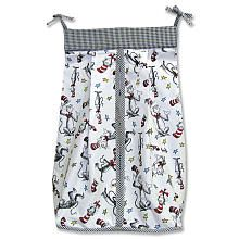 $22 Trend Lab Dr. Seuss Cat in the Hat Diaper Stacker