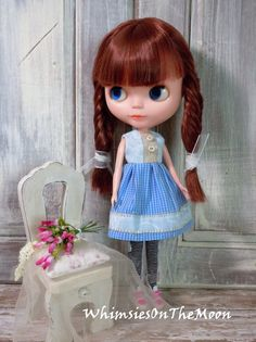 Blythe One Piece Sleeveless Dress. Floral and by WhimsiesOnTheMoon