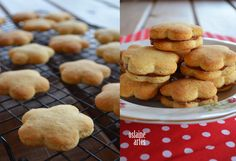 Biscoitos Amanteigados de Leite Condensado