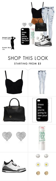 """""""↞ June 21, 2k14 ↠"""" by kvngkamm ❤ liked on Polyvore featuring SELECTED, MICHAEL Michael Kors, Michael Kors, Retrò and Alexia Crawford"""